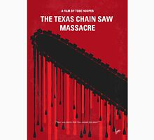 No410 My The Texas Chain Saw Massacre minimal movie poster Unisex T-Shirt