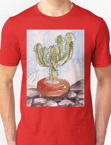 Euphorbia cooperi Unisex T-Shirt
