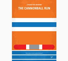 No411 My The Cannonball Run minimal movie poster Unisex T-Shirt