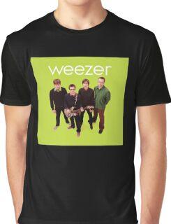Green Album Graphic T-Shirt