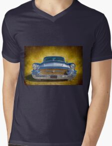 1955 Buick Mens V-Neck T-Shirt