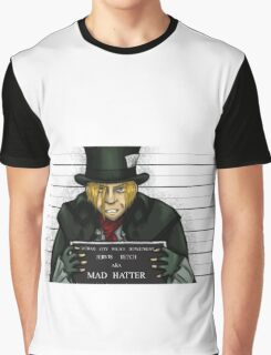 Mad Hatter Graphic T-Shirt