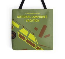 No412 My National Lampoon's Vacation minimal movie poster Tote Bag