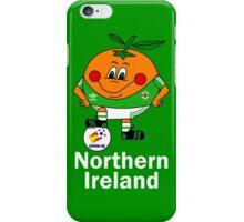 Northern Ireland Football - Espana 82 iPhone Case/Skin
