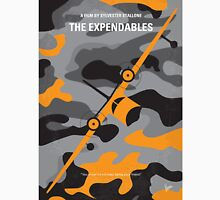 No413 My The expendables minimal movie poster Unisex T-Shirt