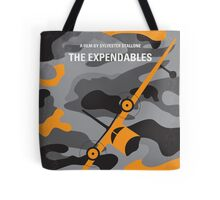 No413 My The expendables minimal movie poster Tote Bag