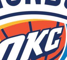 NBA THUNDER OKC Sticker