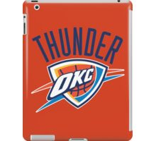NBA THUNDER OKC iPad Case/Skin