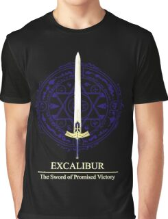 Excalibur Saber Graphic T-Shirt