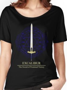 Excalibur Saber Women's Relaxed Fit T-Shirt