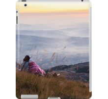 6725ft at 5:23 am iPad Case/Skin