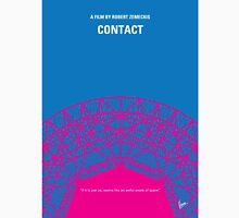 No416 My Contact minimal movie poster Unisex T-Shirt