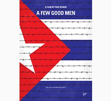 No417 My A Few Good Men minimal movie poster Unisex T-Shirt