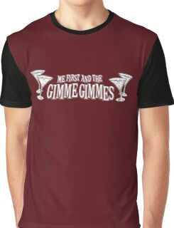 Me First and the Gimme Gimmes Graphic T-Shirt