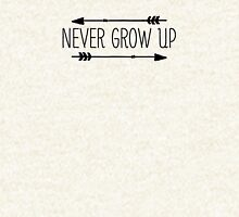 Never Grow Up Hoodie