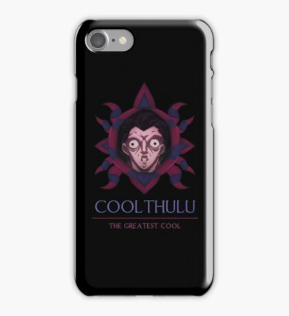 Coolthulu - The Greatest Cool iPhone Case/Skin