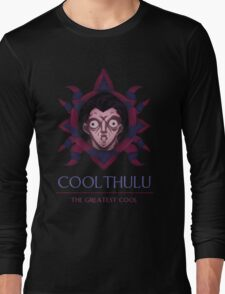 Coolthulu - The Greatest Cool Long Sleeve T-Shirt