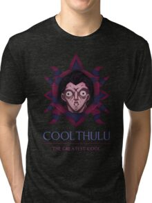 Coolthulu - The Greatest Cool Tri-blend T-Shirt