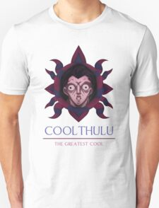 Coolthulu - The Greatest Cool Unisex T-Shirt