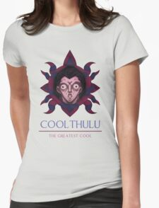 Coolthulu - The Greatest Cool Womens Fitted T-Shirt