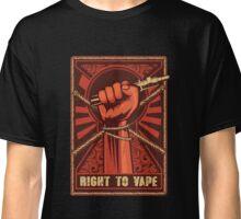 Right to Vape Classic T-Shirt