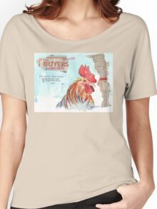 Country Diary - Buyers' Corner Women's Relaxed Fit T-Shirt