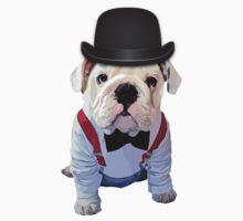 Bulldog Hat Kids Tee