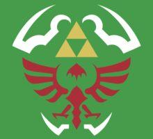 Hylian Shield - Legend of Zelda One Piece - Short Sleeve