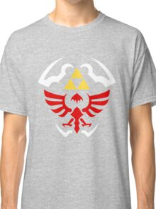 Hylian Shield - Legend of Zelda Classic T-Shirt