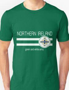 Euro 2016 Football - Northern Ireland Unisex T-Shirt