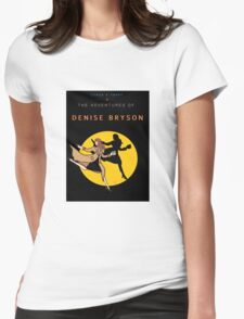 Denise Bryson Womens Fitted T-Shirt