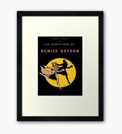 Denise Bryson Framed Print