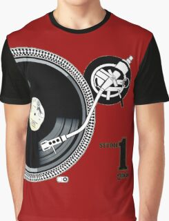 12Inch Vynil Graphic T-Shirt