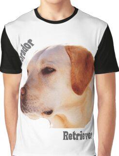 Dog breeds - Labrador Retriever Graphic T-Shirt