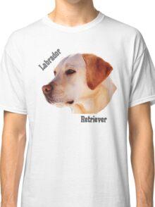 Dog breeds - Labrador Retriever Classic T-Shirt