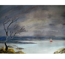 Storm Clouds_Loch Ness_UK Photographic Print