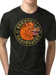 Sunnydale Razorbacks Tri-blend T-Shirt