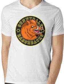 Sunnydale Razorbacks Mens V-Neck T-Shirt