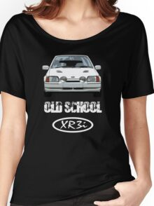 Ford Escort XR3i T-Shirt Women's Relaxed Fit T-Shirt