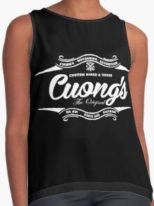 Cuongs custom bikes and tours Contrast Tank