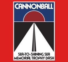 Cannonball Run Memorial Trophy Dash by JoeAlo