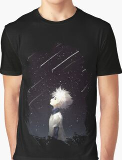 Hunter x Hunter-Killua Zoldyck Graphic T-Shirt