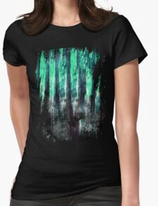 abstract 5/16 b Womens Fitted T-Shirt