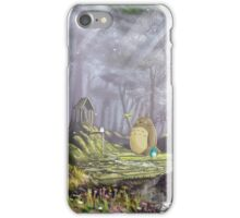 Totoro's Forest iPhone Case/Skin