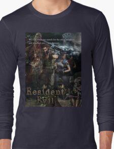 Resident Evil 1 Long Sleeve T-Shirt
