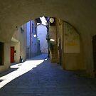 Bard village  by annalisa bianchetti