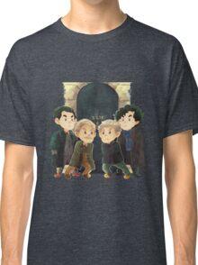 Sherlock - Past and present Classic T-Shirt