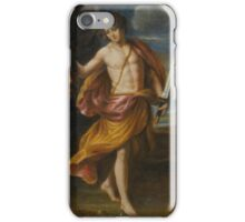 Alessandro Turchi, called l'Orbetto DAVID WITH THE HEAD OF GOLIATH iPhone Case/Skin