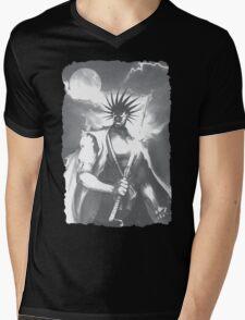 present captain Mens V-Neck T-Shirt