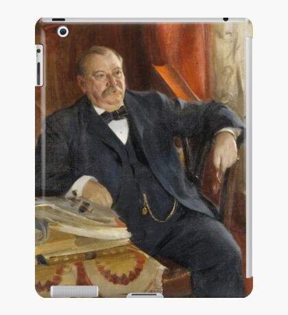 Anders Zorn, Grover Cleveland iPad Case/Skin